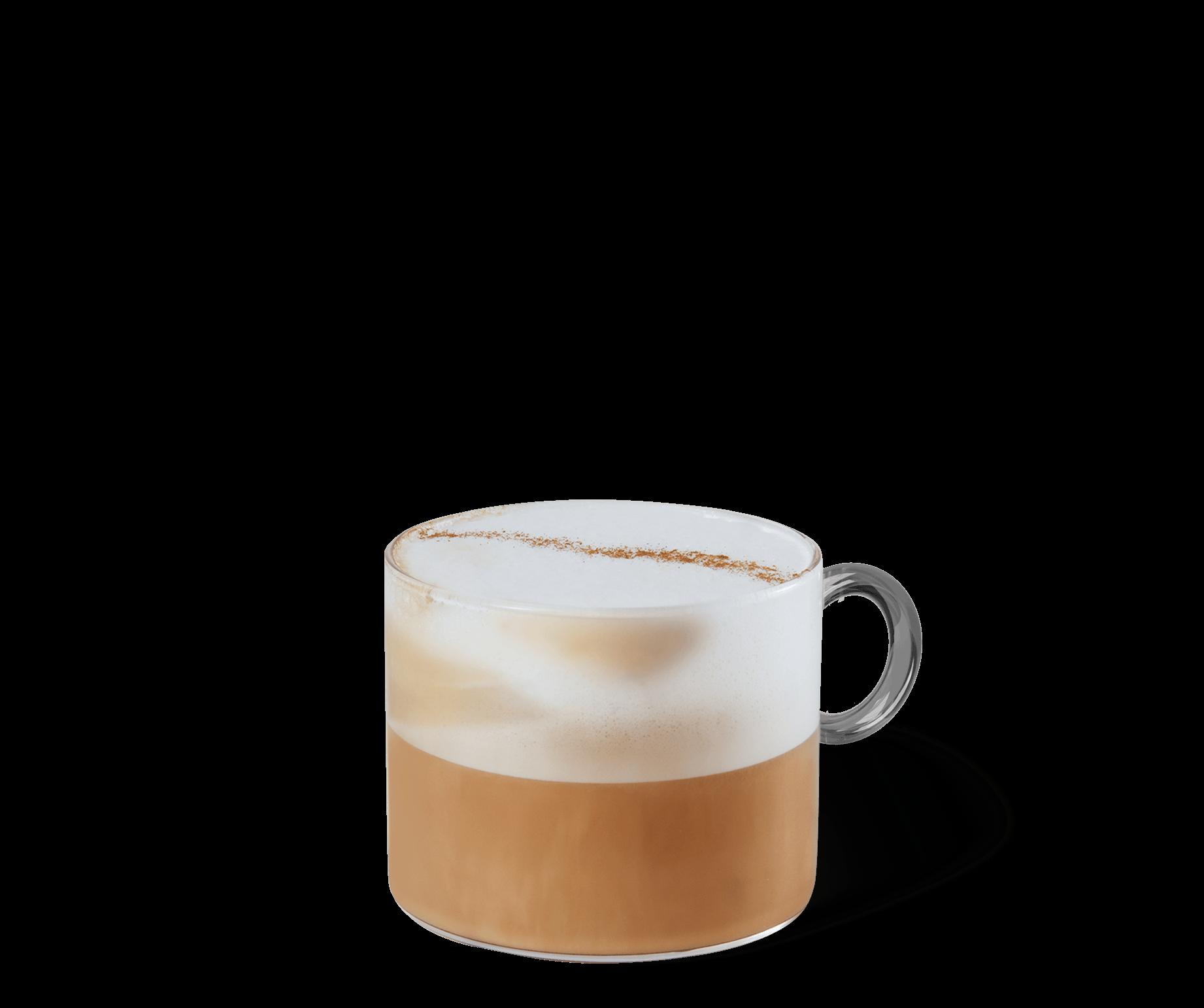 Cappuccino im Becher