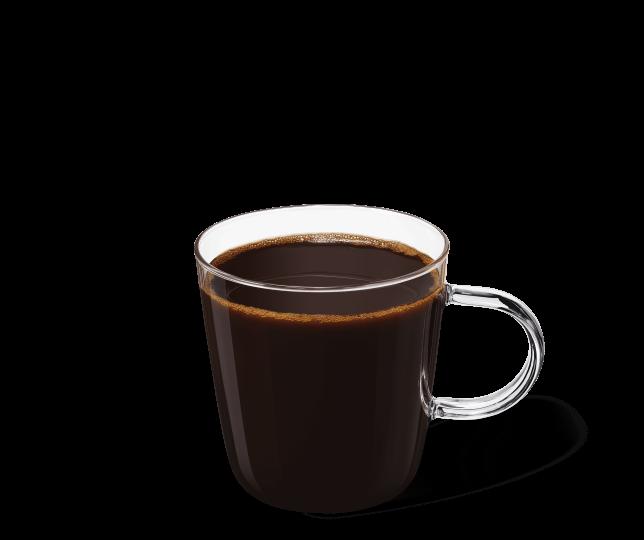 Starbucks® ganze Kaffeebohnen in transparenter Tasse