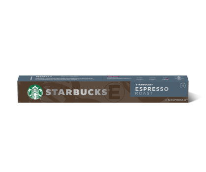 STARBUCKS® Espresso Roast by NESPRESSO® Dark Roast Coffee