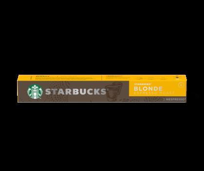 Starbucks® NESPRESSO® Blonde Espresso Roast Kaffee