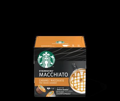 Starbucks® NESCAFÉ® Dolce Gusto® Caramel Macchiato Kaffee