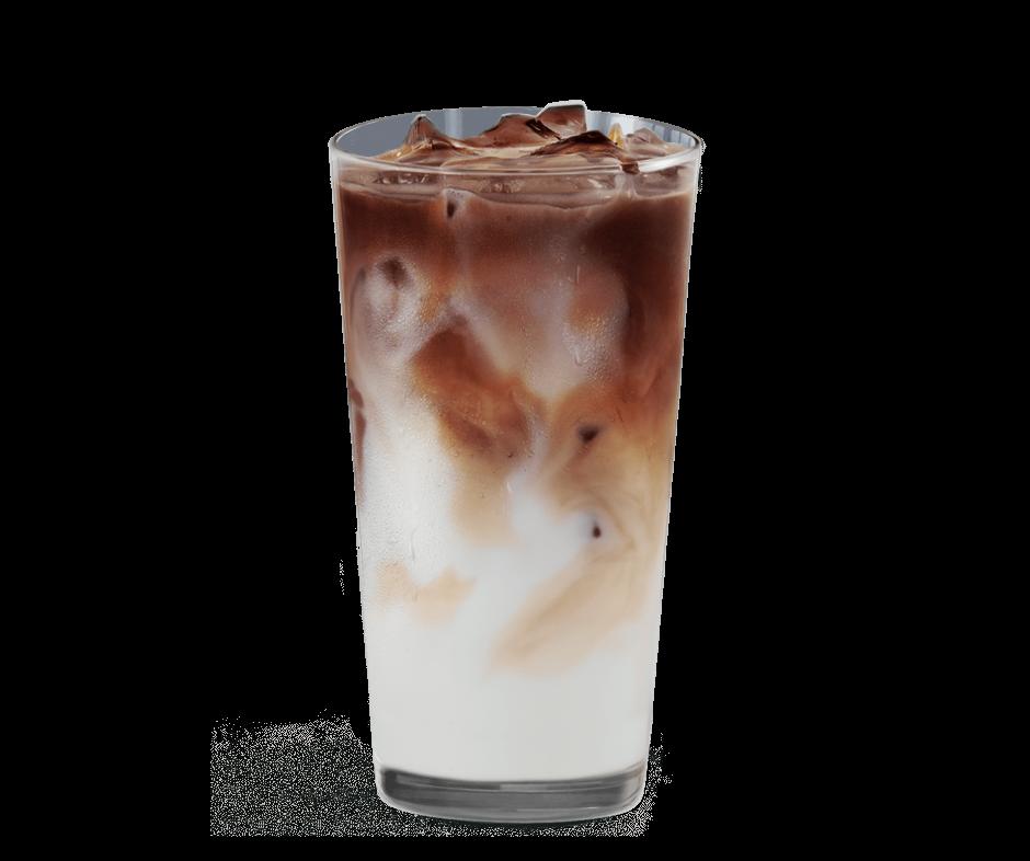 Iced Caramel Macchiato Kaffee