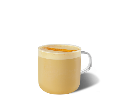 Goldener Kurkuma Latte