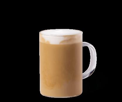 Latte Caramel et Miel