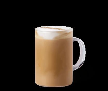 Latte au noix de muscade