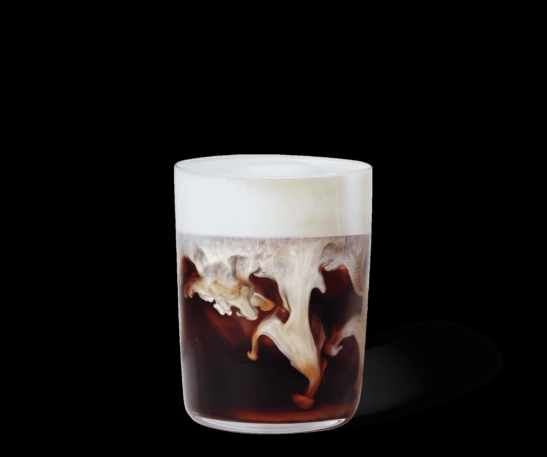 Caramel latte with Vanilla