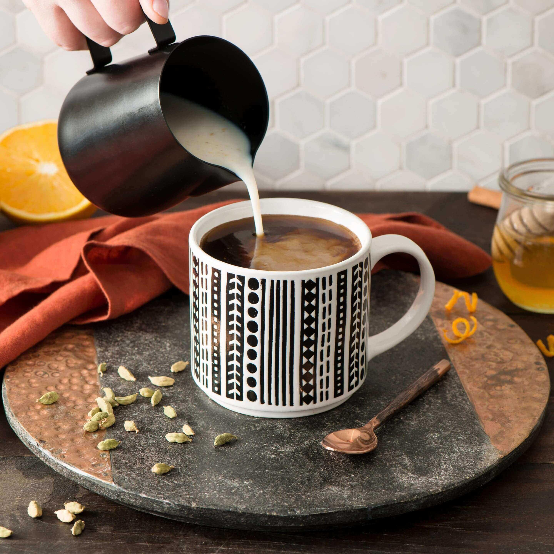 Cardamon Spiced Latte