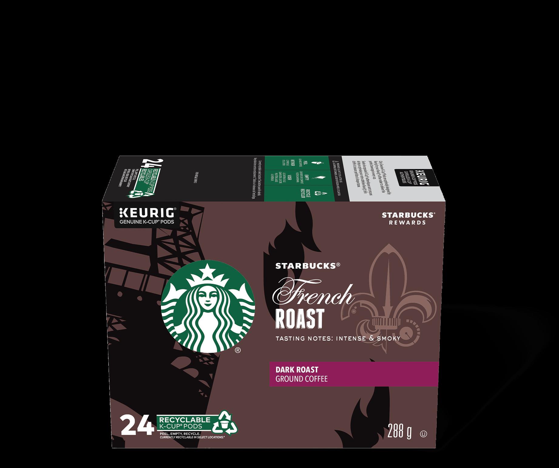 Starbucks® French Roast - 24 count