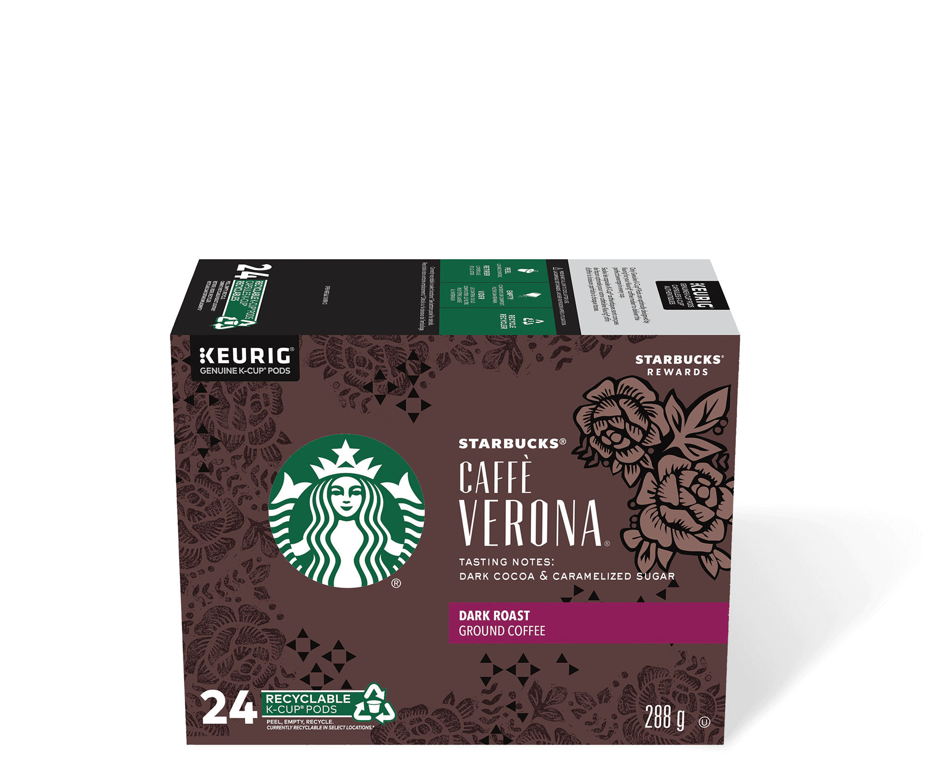 Starbucks® Caffè Verona® - 24 count