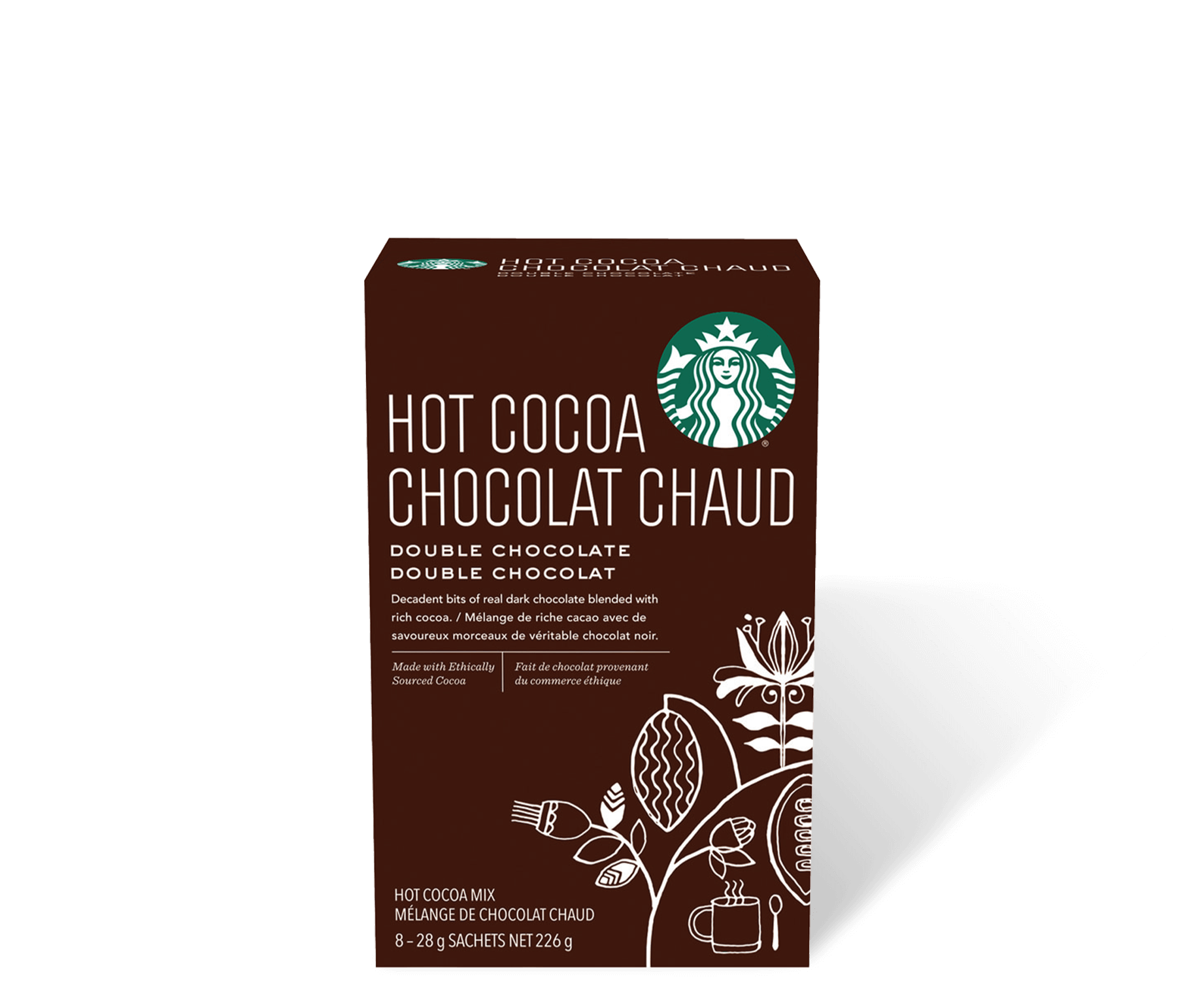 Starbucks® Double Chocolate - 8 Sachets