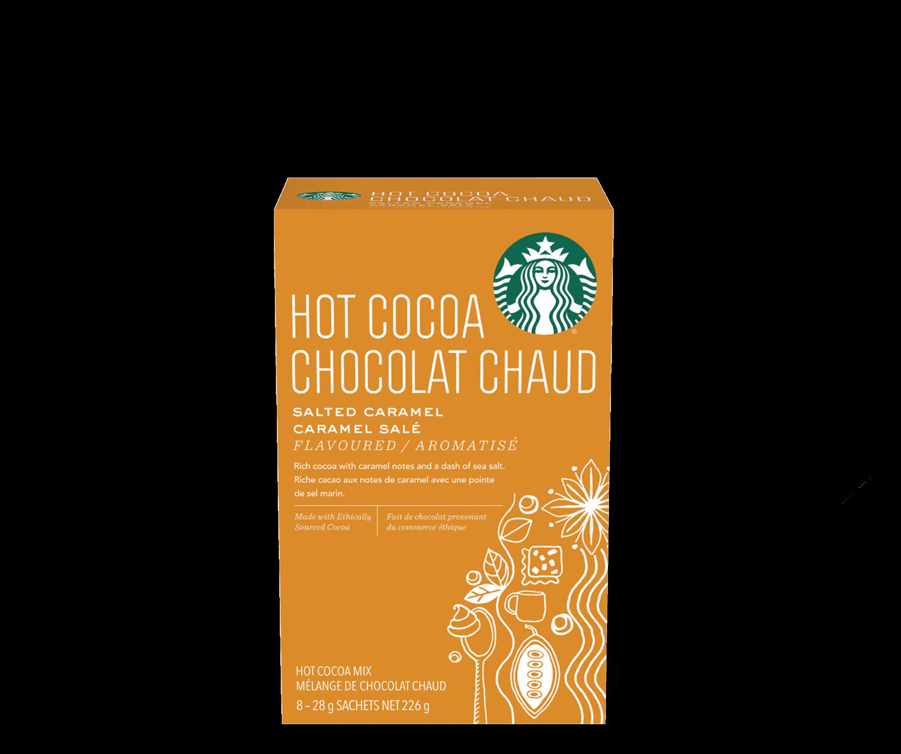 Starbucks® Salted Caramel - 8 Sachets