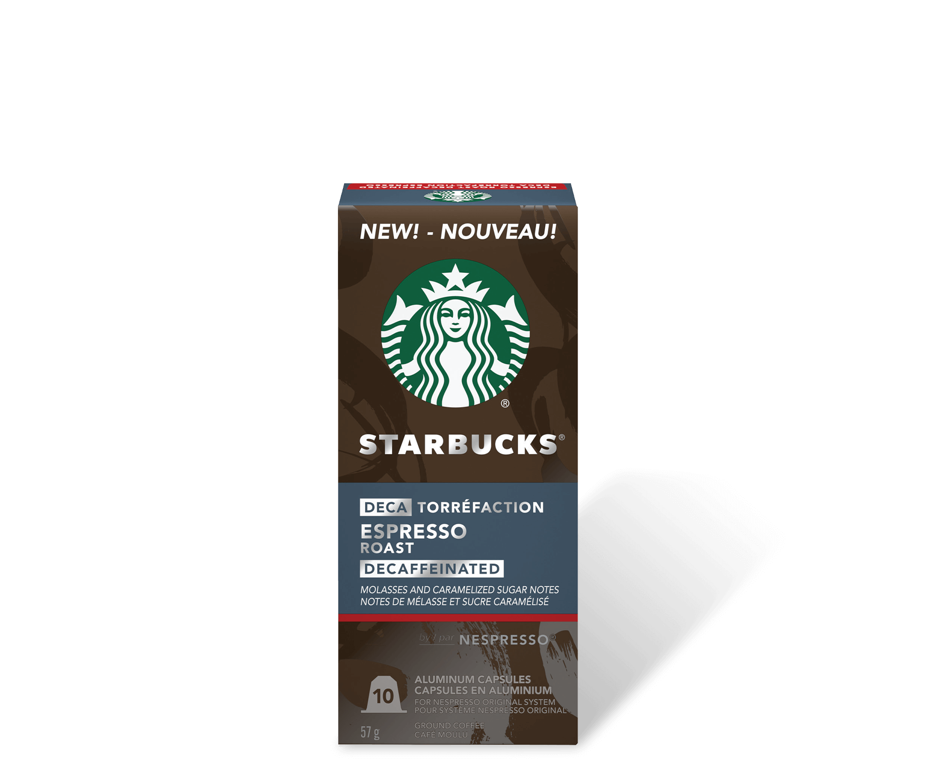 Starbucks® Decaf Espresso Roast