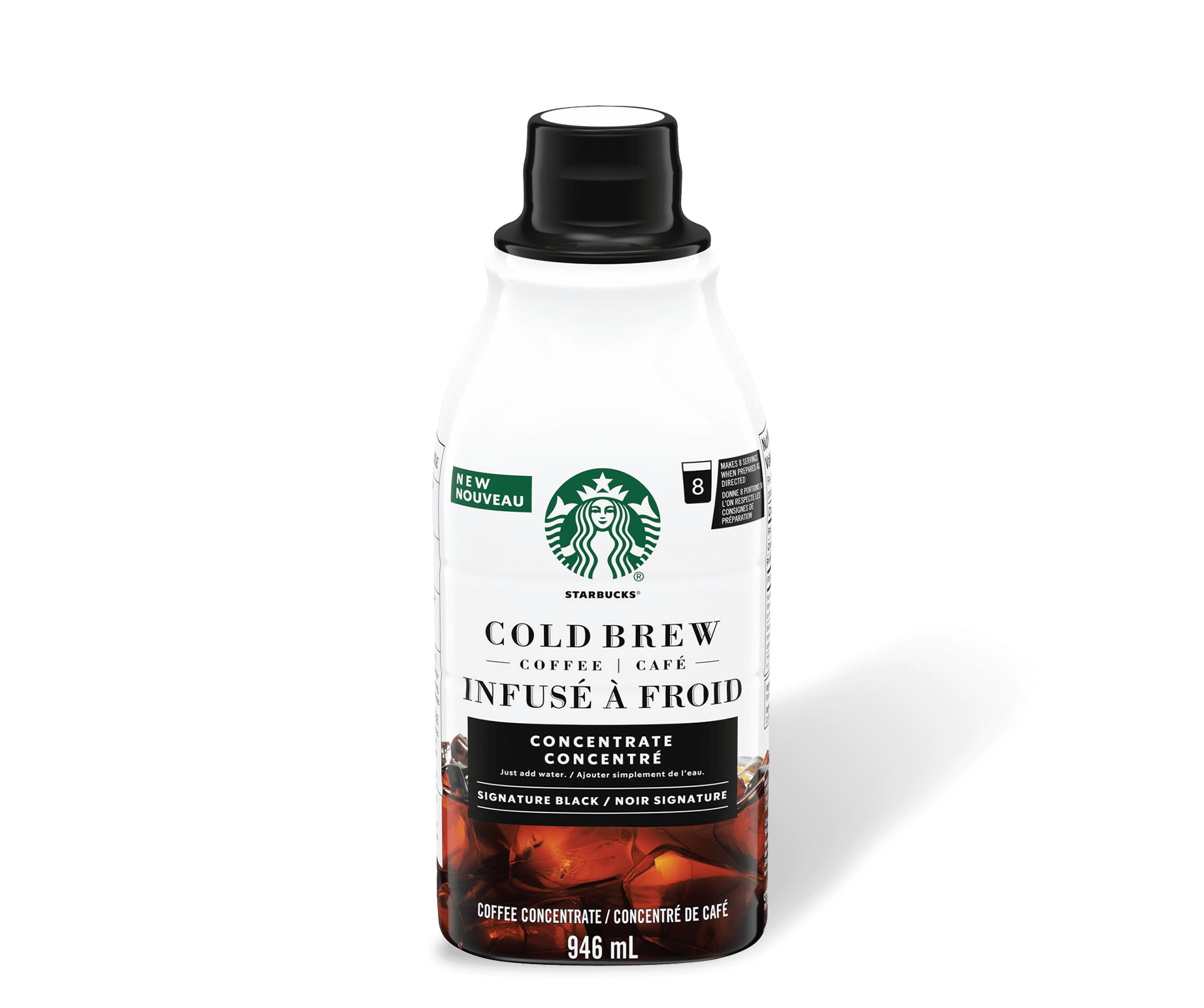 Starbucks® Coffee Concentrate - Signature Black