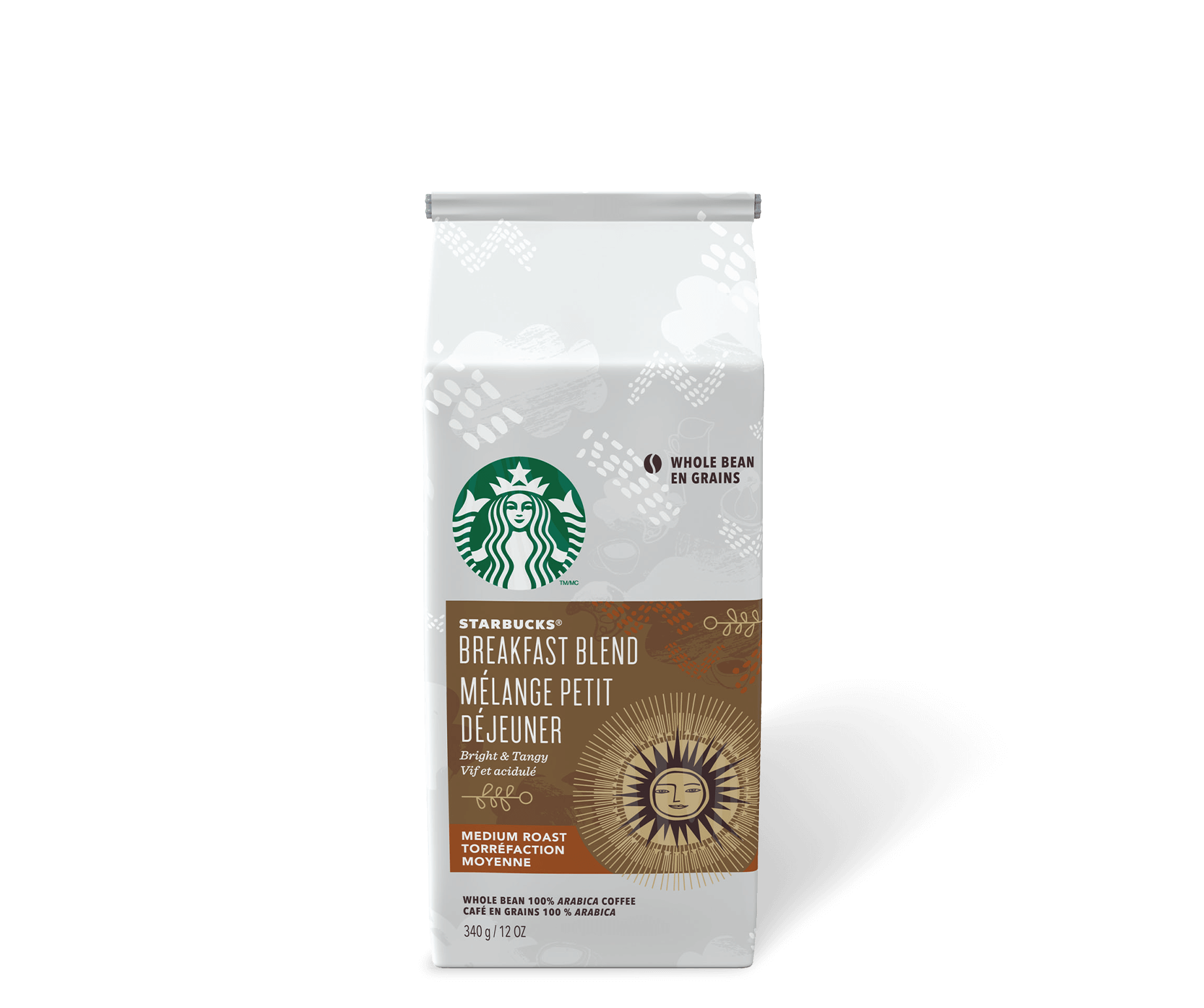 Starbucks® Breakfast Blend - 340g