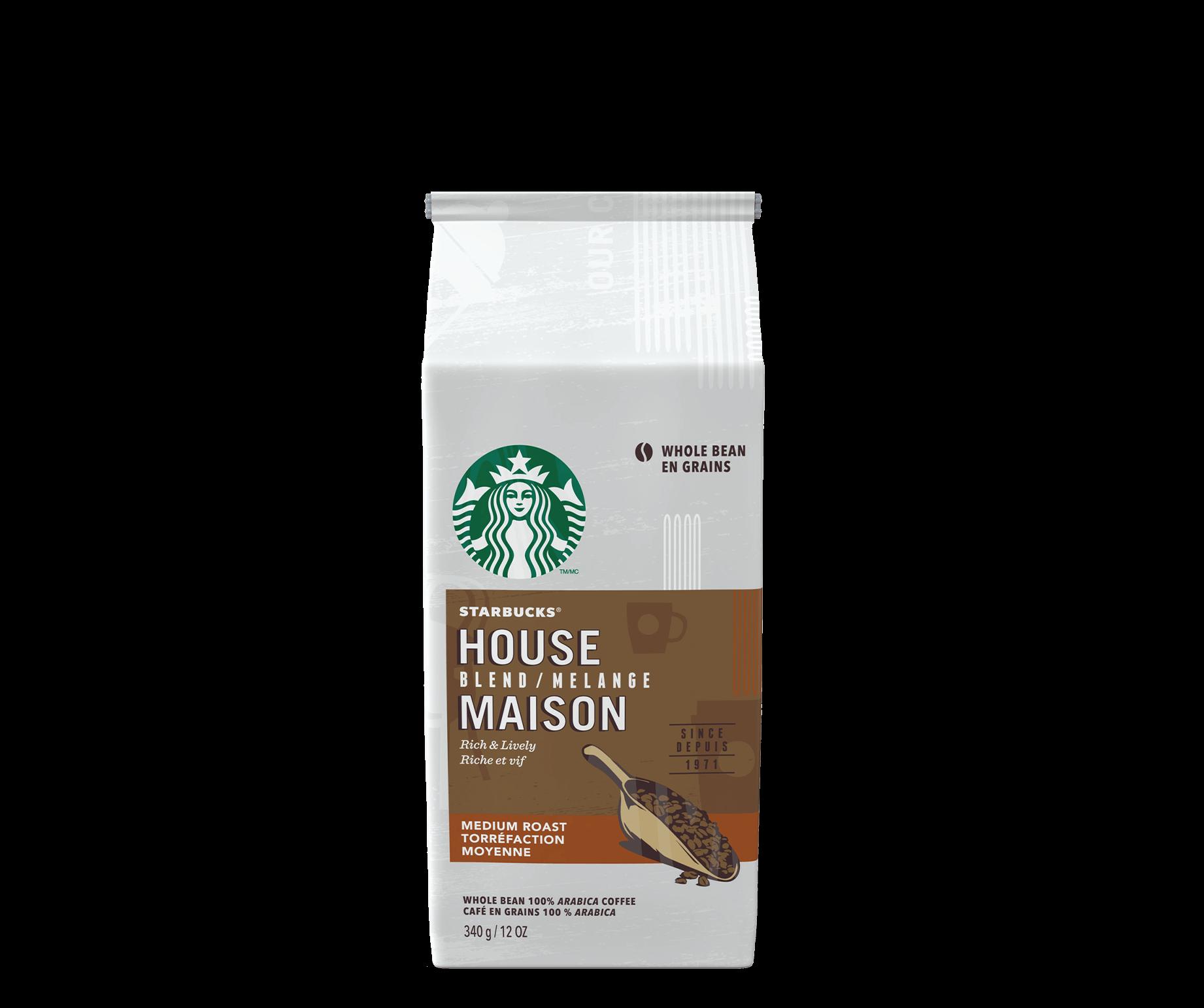 Starbucks® House Blend - 340g