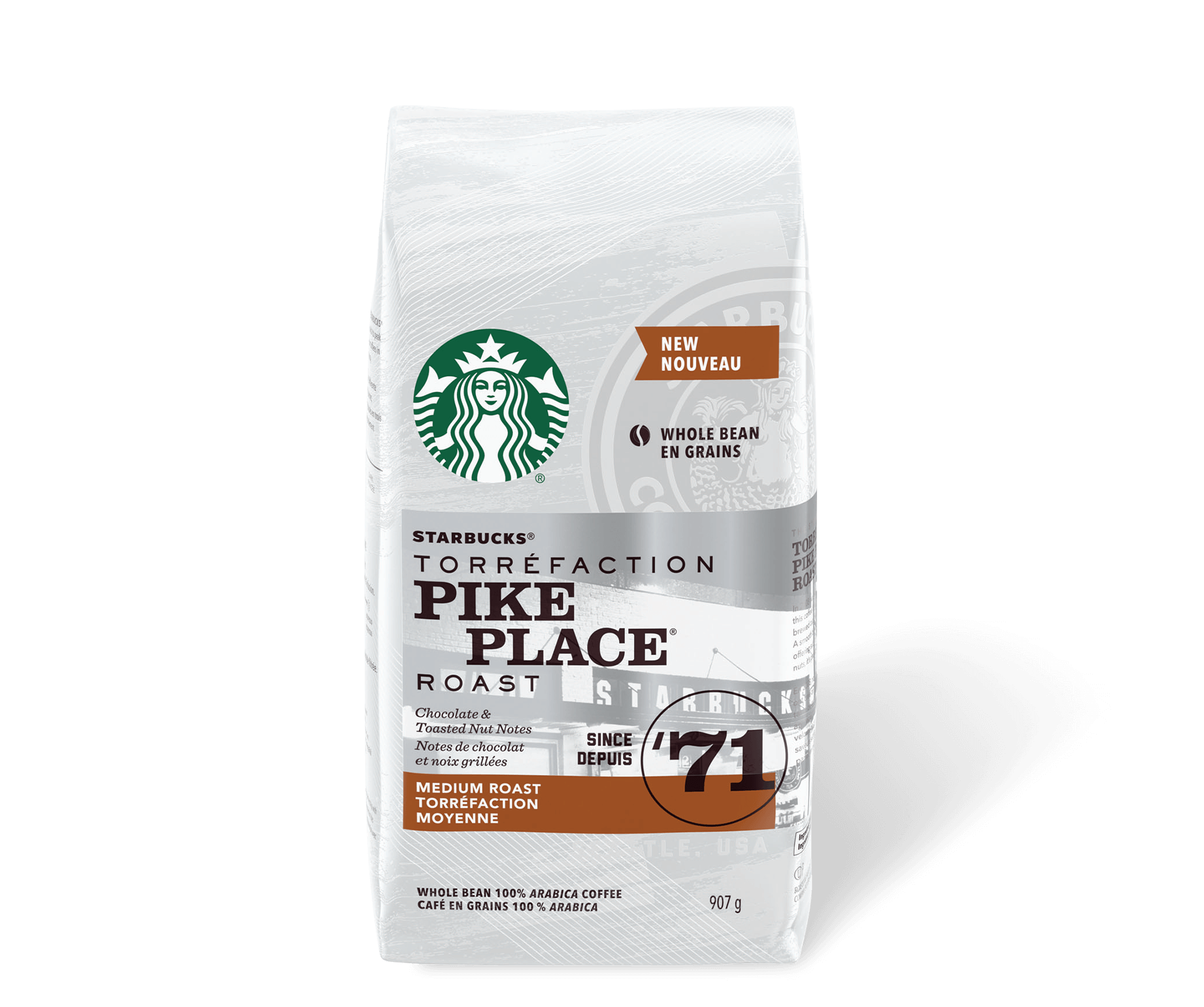 Starbucks® Pike Place® Roast - 907g