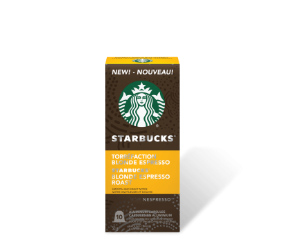 Starbucks® Blonde Espresso Roast
