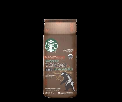 Starbucks® Organic Yukon Blend® - 283g