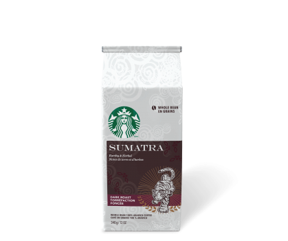 Starbucks® Sumatra Single-Origin - 340g