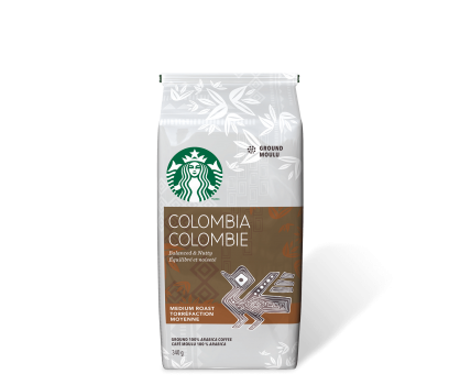 Starbucks® Single-Origin Colombia - 340g