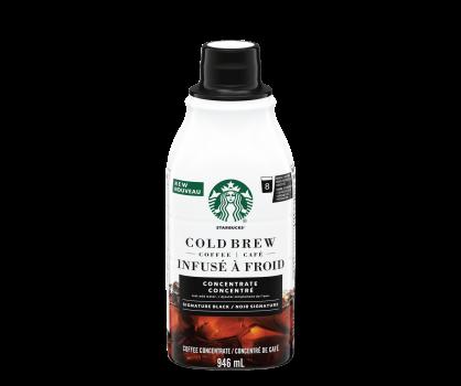 Starbucks® Coffee Concentrate - Signature Black