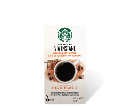 Starbucks® Pike Place® Roast - 8 sachets