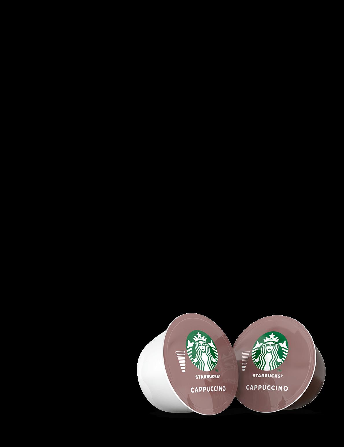 Cápsulas Starbucks® Cappuccino