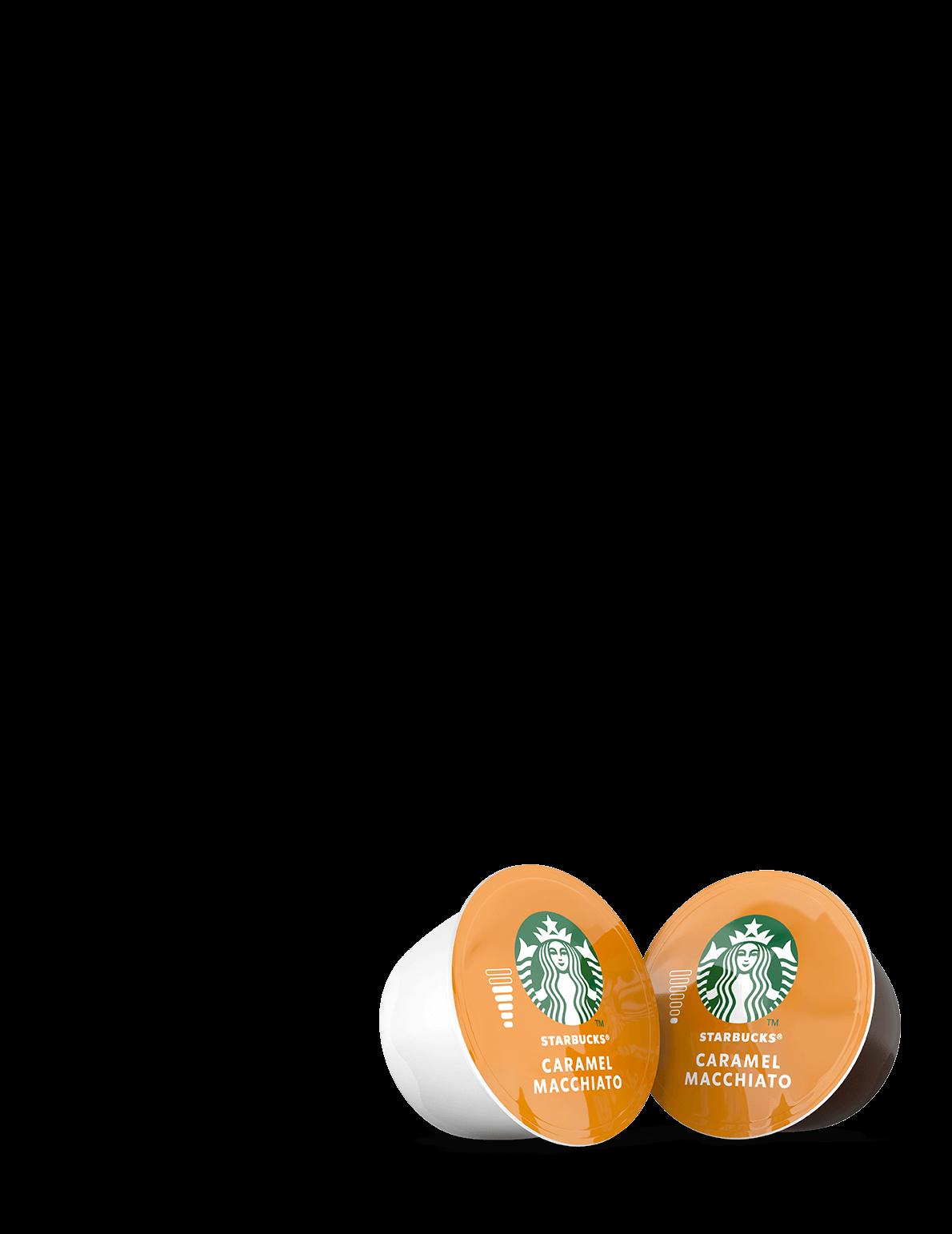 Cápsulas Starbucks® Caramel Macchiato