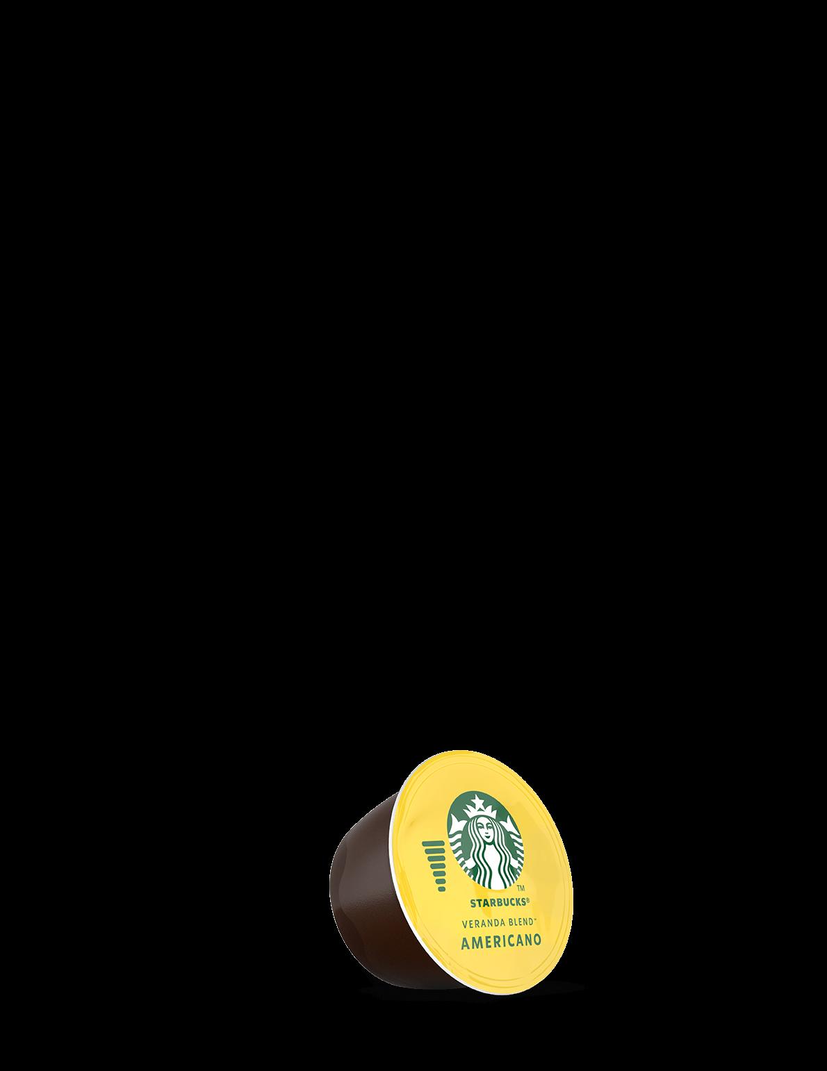 Cápsulas Starbucks® Veranda Blend™