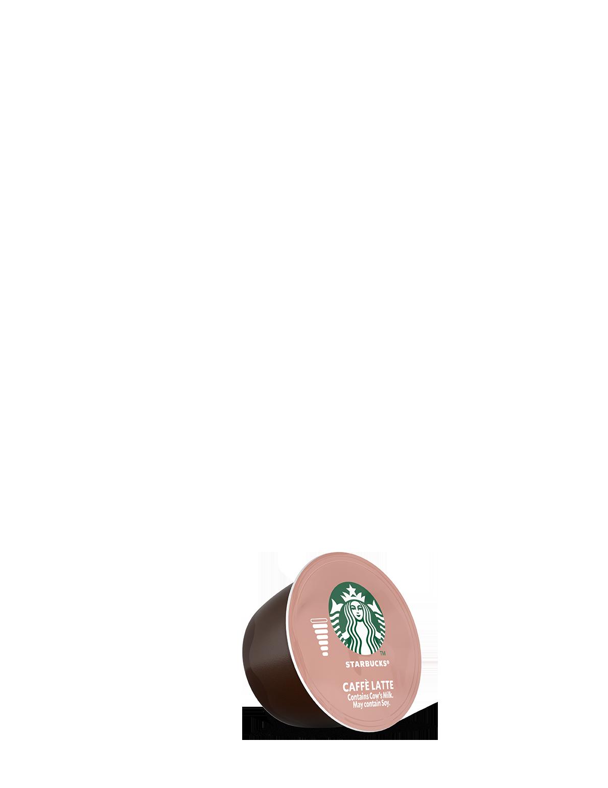 Cápsulas Starbucks® Caffè Latte