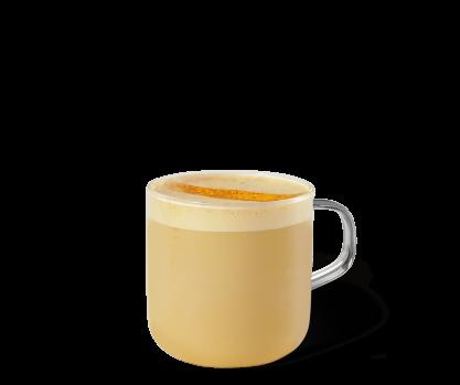 Golden Curcuma Latte