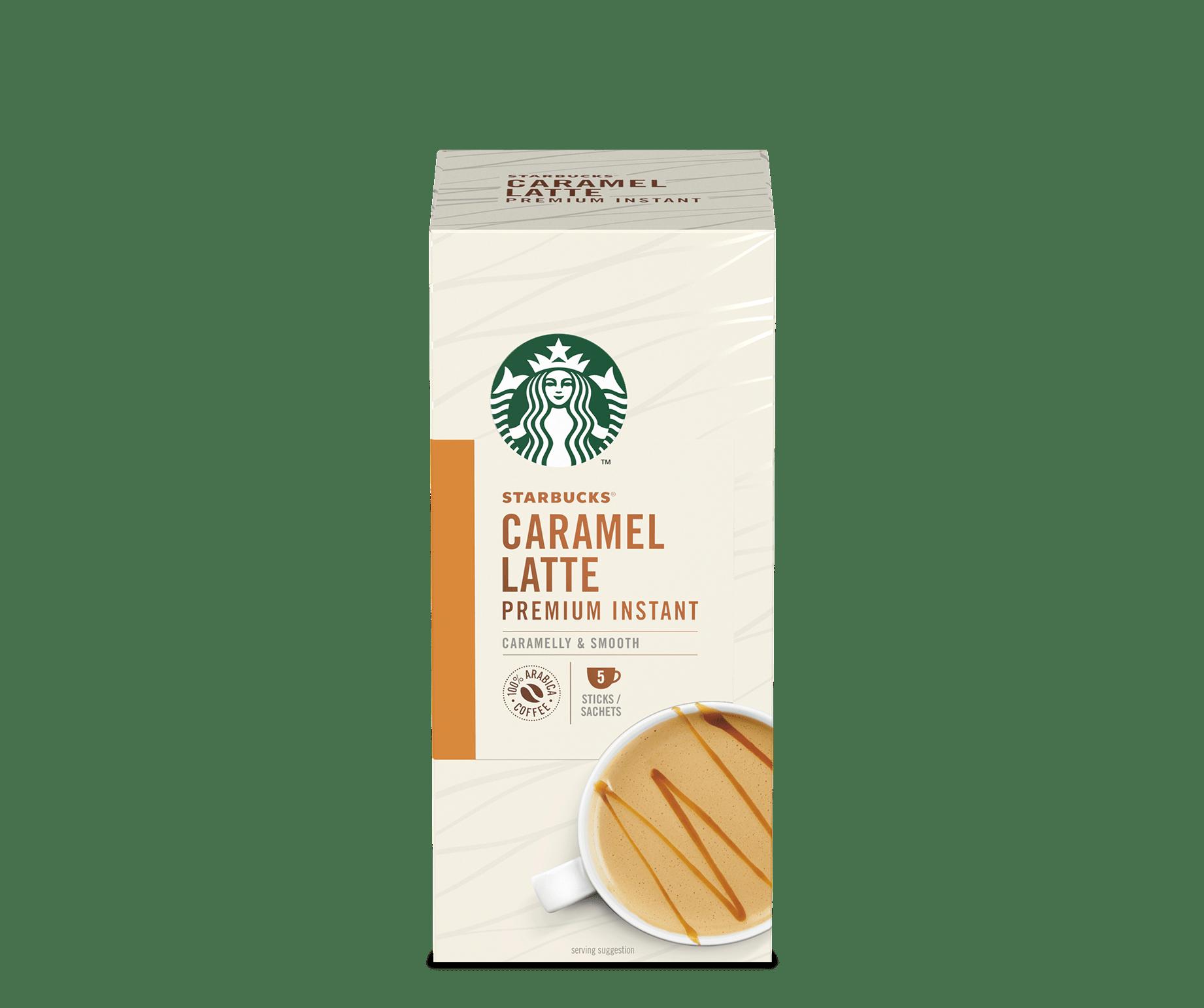 Starbucks® Caramel Latte