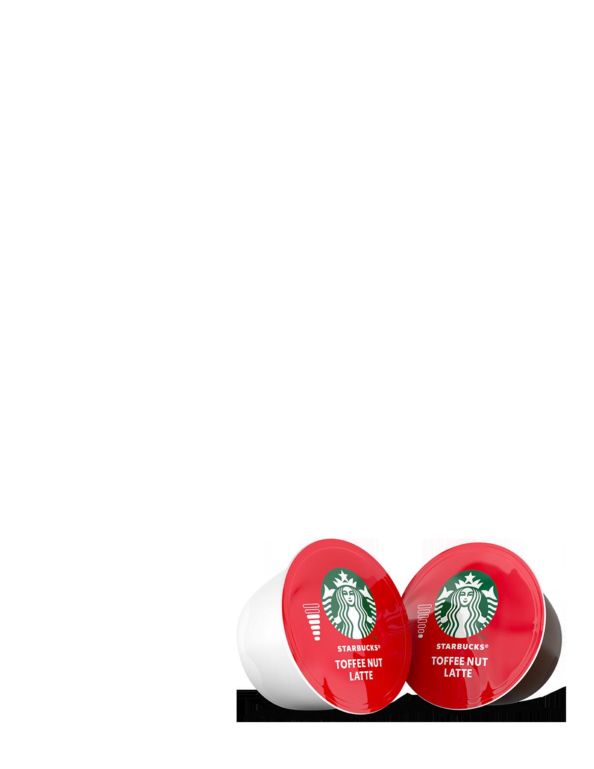 Starbucks® Toffee Nut Latte