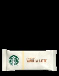 Starbucks® Vanilla Latte