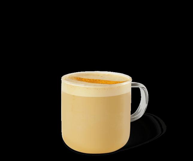 Golden Turmeric Latte