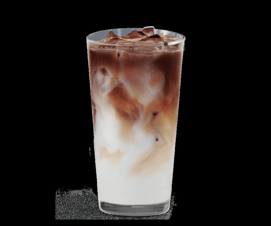 Iced Caramel Macchiato