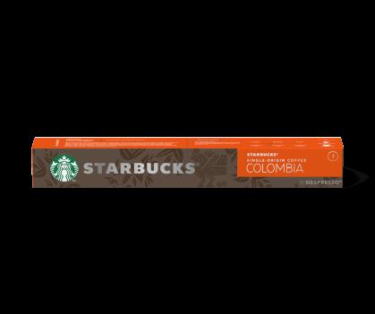 STARBUCKS® Single-Origin Colombia by NESPRESSO®  Medium Roast Coffee