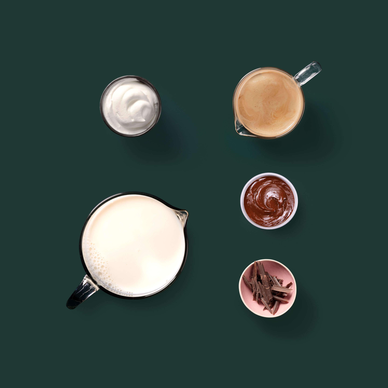 Ingredienti Caffè Mocha Starbucks