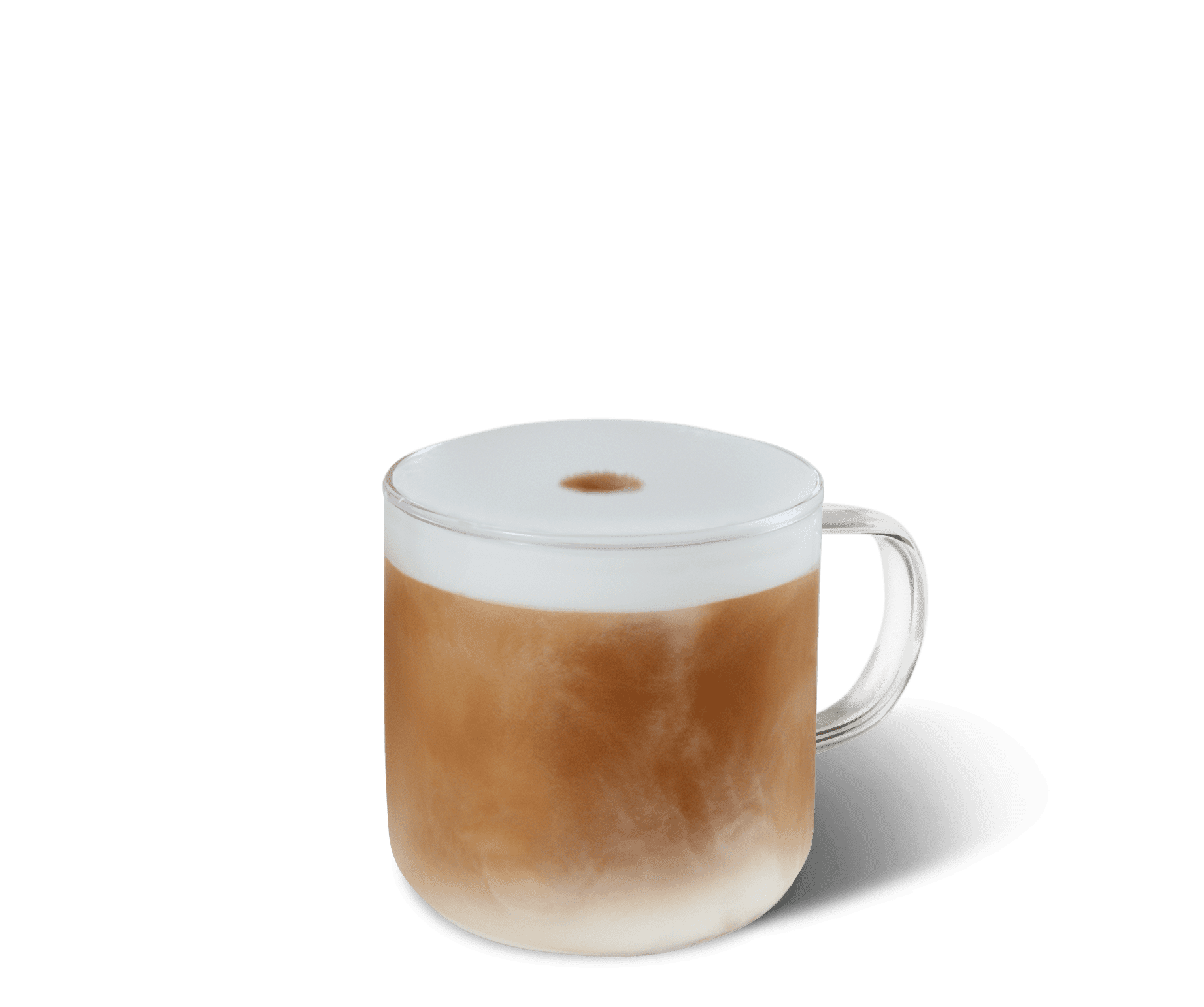 Tazza di latte macchiato Starbucks Veranda Blend Caffè Macinato