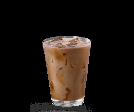 Tazza di Iced Latte Starbucks