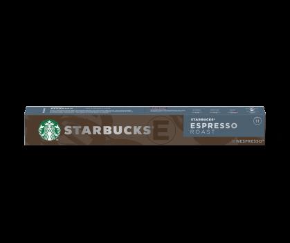 Confezione Capsule Starbucks Espresso Roast by Nespresso
