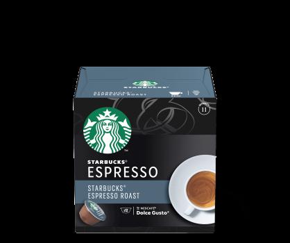 Confezione 12 Capsule Starbucks Espresso Roast by Nescafé DolceGusto