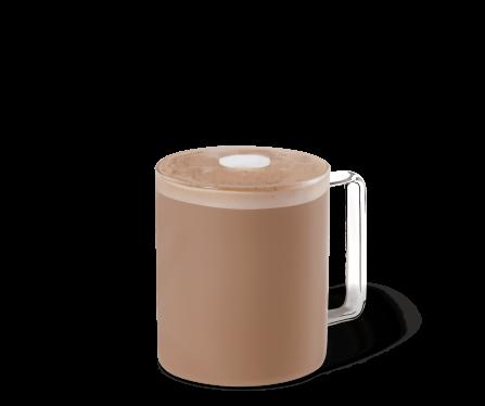 Tazza di Spiced Flat White Starbucks