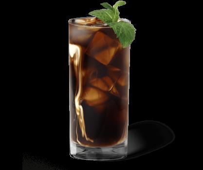 Bicchiere di Vientnamese Iced Caffè Starbucks