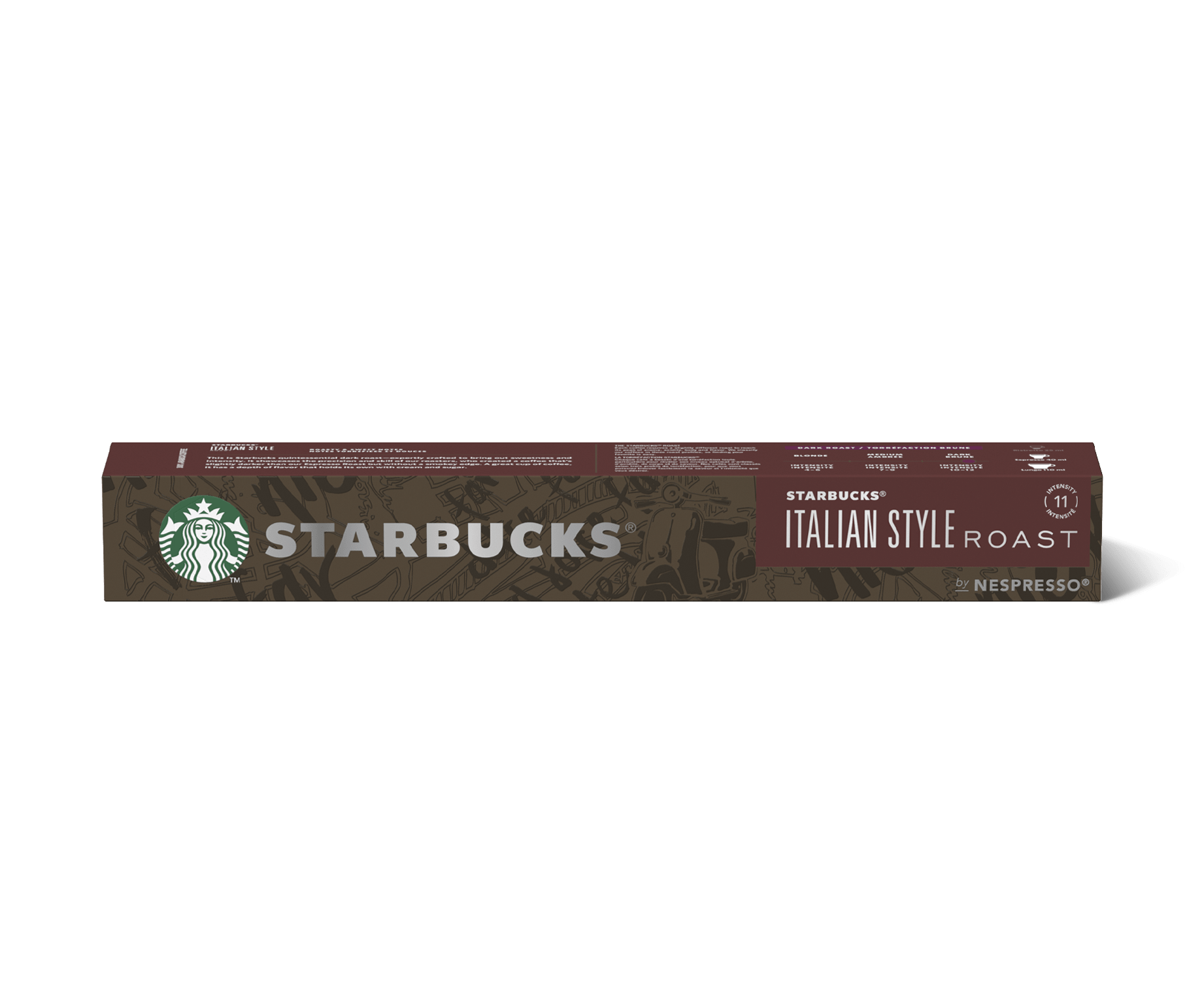 Starbucks® Italian Style Roast