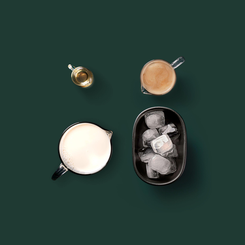 Iced Latte ingredientes