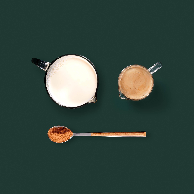 Cappuccino ingredientes