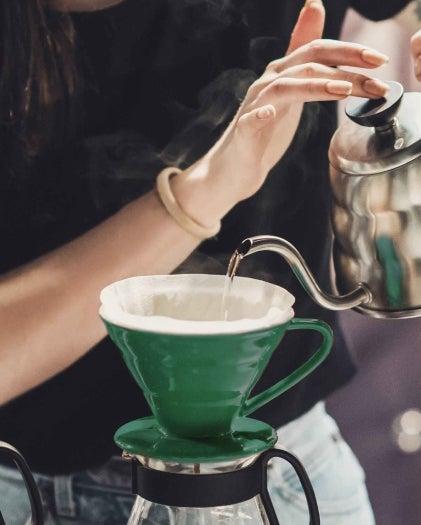 Як пити каву